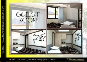 Sample House Design Philippines Guest Room