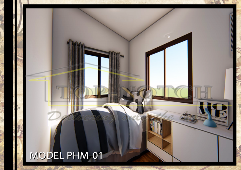 Prefab Home Model PHM-01 with 1 BR 05