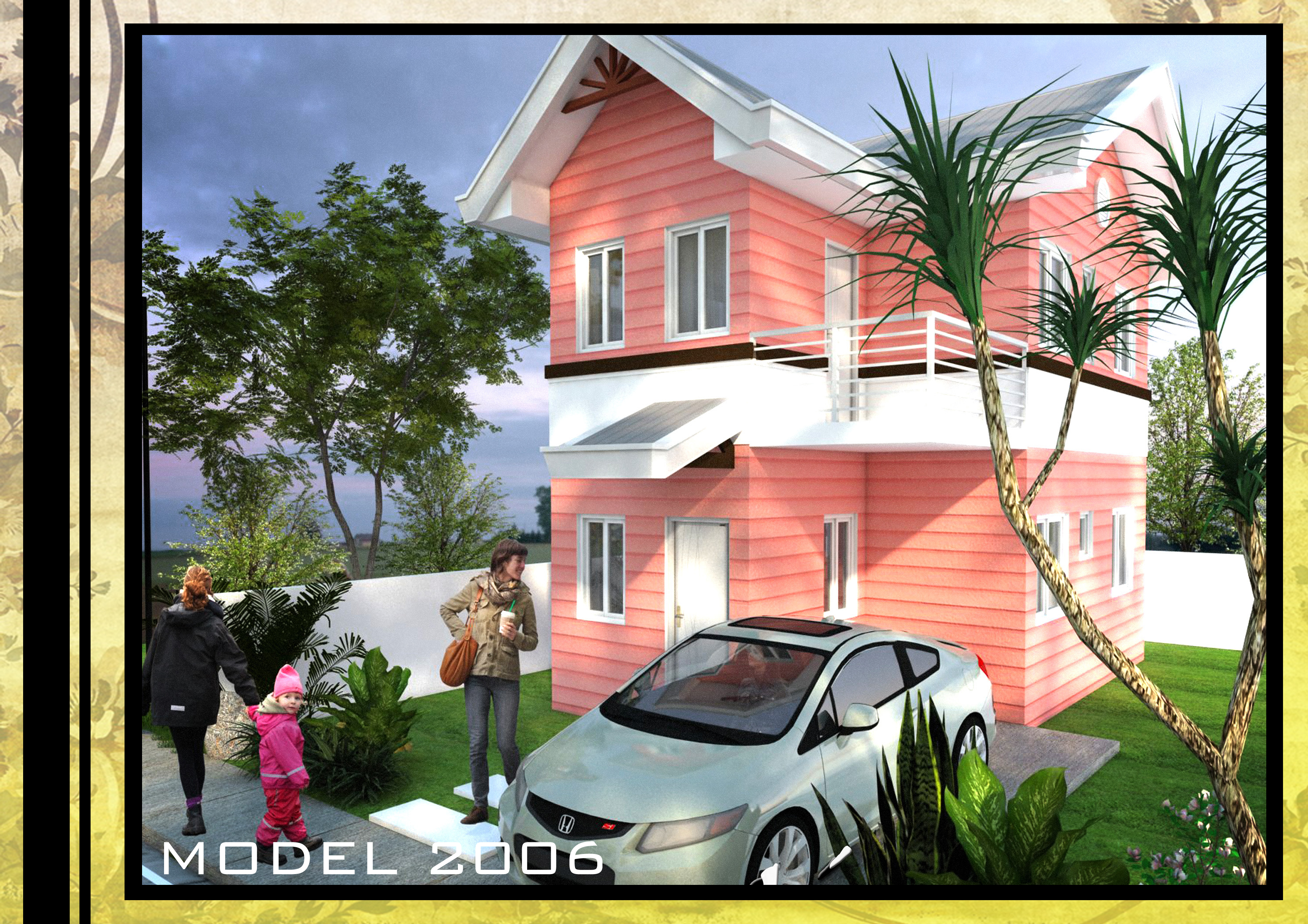 house plan sample and design